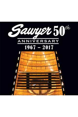 2018 Sawyer 50th Anniversary Calendar